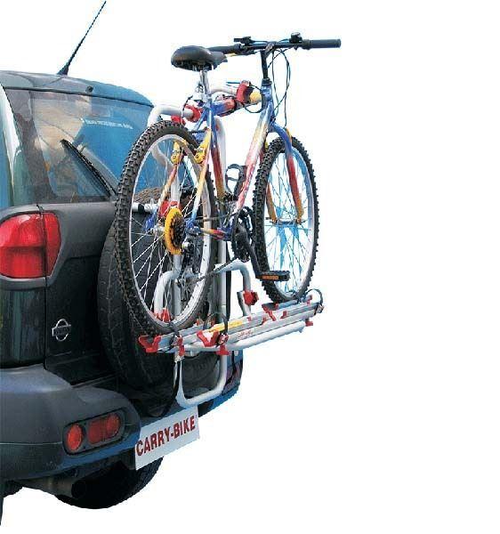 Fiamma Carry Bike Backpack 4x4 Spr Whel Mount 2bks 02093b38