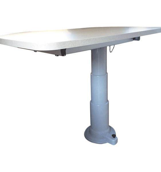 Table Leg Telescopic Amp Adjustable W Turntable Sliding