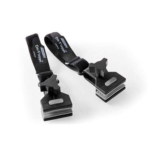 Caravan Deflapper Kit W Velcro Straps Set Of 2 Camco
