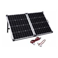 Camec 100W 12V Folding Solar Panel with 15A Controller Series 2