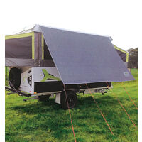 Camper Privacy Sunscreen Offside W2780mm X H2050mm