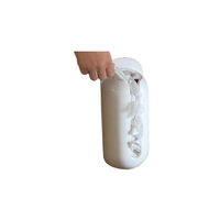 Camco Pop-A-Bag Holder-White. 57061