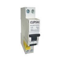 Clipsal Circuit Breaker (New) W/ Earth Leakage. Cli4rcbe216/30s