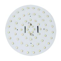 Led 60 Round Replacement Globe. Cool White. 12 Volt. 0315216c