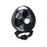 Caframo Maestro Fan 12V Black