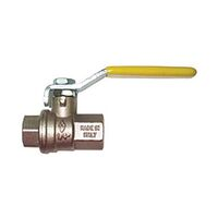 "Ball Valve Bsp Female X Bsp Female 1/4"" X 1/4"". Bv740-1/4"