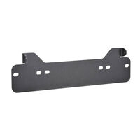 350mm Licence Plate Bracket for Explora 14""