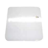 Suburban P/White Door For Sw5ea Water Heater 5080a. 6268aaw
