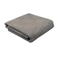 Outback Explorer Multi Purpose Annex Matting Grey 250cm X 450cm