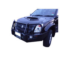 Ironman Deluxe Commercial Bullbar to Suit Holden Rodeo RA7 2007-07/2008