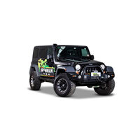 Ironman Deluxe Commercial Bullbar to Suit Jeep Wrangler JK 2007-Onwards