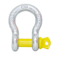 Cargo Mate Bow Shackle 16mm Heavy Duty  3.2t