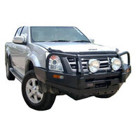 Classic Black bullbar To Suit Holden Rodeo RA7 2007 - 2011