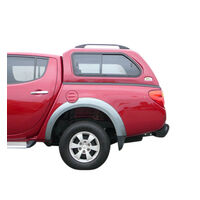 Thermo-Plas Canopy to Suit Mitsubishi Triton ML 2006-2009 Round