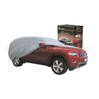 Car Cover Prestige 4x4 W/Proof Large