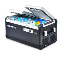 Dometic Waeco 94.5 L Fridge and Freezer (54 L/40.5 L compartments) with WiFi, 12/24 V AC and 240 V DC