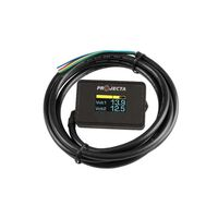 Projecta 12v Dual Battery Volt Meter