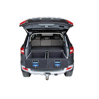 Ford Everest Double Drawer System 15-Onwards