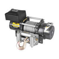 Mean Mother Edge 6000lb Winch