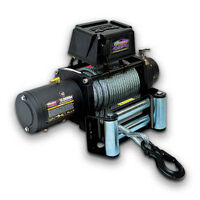 Dobinsons 9500lbs Steel Cable Winch
