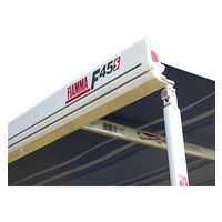 Fiamma F45 S Awnings - Royal Blue