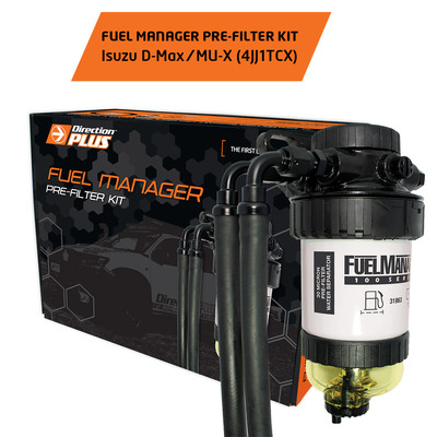 Diesel Pre-Filter to Suit Isuzu D-Max II 4JJ1TCX 2012 Single Battery