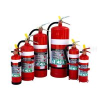 Drive 2.5kg Fire Extinguisher - 2a:40be