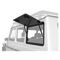 Mercedes Benz Gelandewagen Gullwing Window / Left Hand Side Aluminium