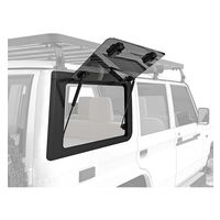 Toyota Land Cruiser 70 Gullwing Window / Right Hand Side Glass