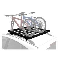 Strap-On Slimline II Roof Rack Kit / 1255mm (W) X 1156mm (L)