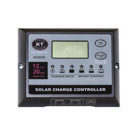 Solar Regulator - 20 Amp