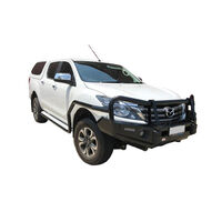 Gen II Max Icon Bullbar To Suit Mazda BT-50 (10/2011-Onwards)