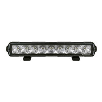 "Bushranger Night Hawk 13"" VLI Series SR LED Light Bar"
