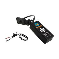 Oz Charge 12 Volt Battery Monitor State Of Charge Indicator