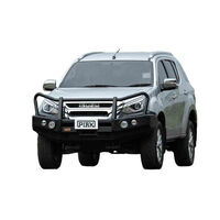 Piak 3 Loop Bar Isuzu MU-X 2017 - On