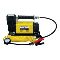 AIR COMPRESSOR - 12V 150psi HEAVY DUTY 160lpm