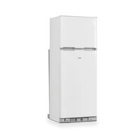 Dometic 2-way refrigerator - 240 V & Gas. 220 L withy manual control, 2 door