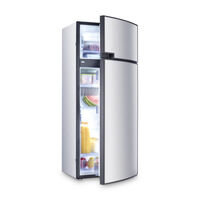 Dometic 190 L Fridge Manual Energy Selection with automatic ignition, 2 door Right Hand