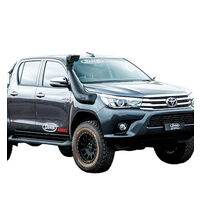 Safari Snorkel To Suit Toyota Hilux 126 Series 10/2015 Onwards 2.8L Diesel 1GD-FTV ARMAX Snorkel ARMAX