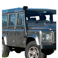 Safari Snorkel To Suit Land Rover Defender TD4 10/2007 Onwards 2.4L Diesel & TD5 1999 Onwards 2.5L Diesel V-Spec