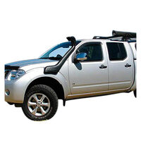 Safari Snorkel To Suit Nissan Pathfinder R51 Ti550 & Navara D40 ST-X 550 03/2011 Onwards V-Spec