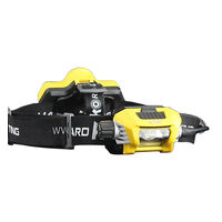 600 Lumen Heavy Duty Head Torch