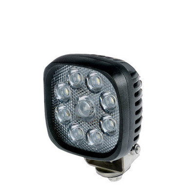 "7 Led Work Light €"" Square (Single)"