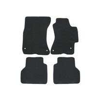 Floor Mats For BMW 3 Series 4 Door E90/E91 Mar 2005 - Oct 2012 Charcoal 4Pce