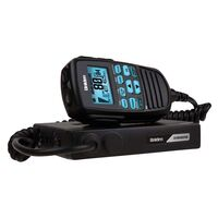 Uniden 12/24v Mini Compact Uhf & Scanner In One