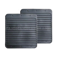 Drive Universal Rubber Mud Flap - 210 X 190mm
