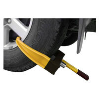 Anti Theft Wheel Clamp