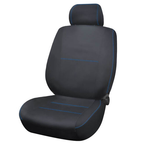 Neoprene Custom Fit Seat Covers - Suits Toyota Hilux 126 SR SR5 09/15-Current